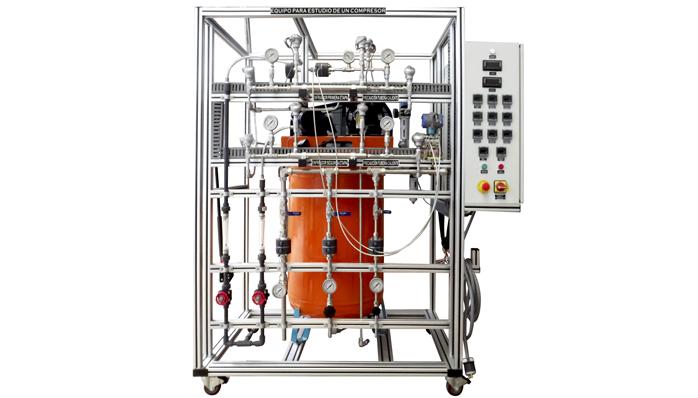 Diagrama de tiras de calor auxiliares